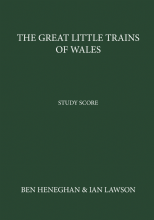 The Great Little Trains of Wales - Study Score